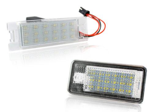 Lampi LED numar