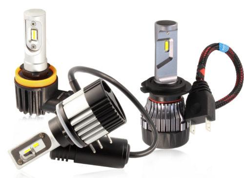 Kit-uri LED pentru faruri si proiectoare