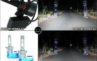 Proton Series G2 vs. Gotek LED 9.600 lm