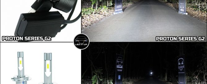 Proton Series G2 vs. Gotek LED 9.600 lm